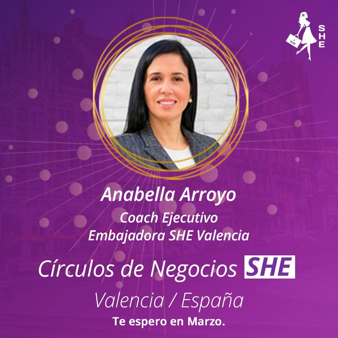 Anabella Arroyo she